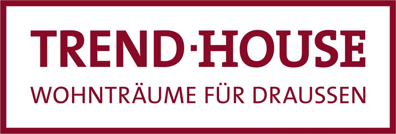 Logo Trendhouse Fulda // Gartenmöbel, Sonnenschutz, Grillwelt