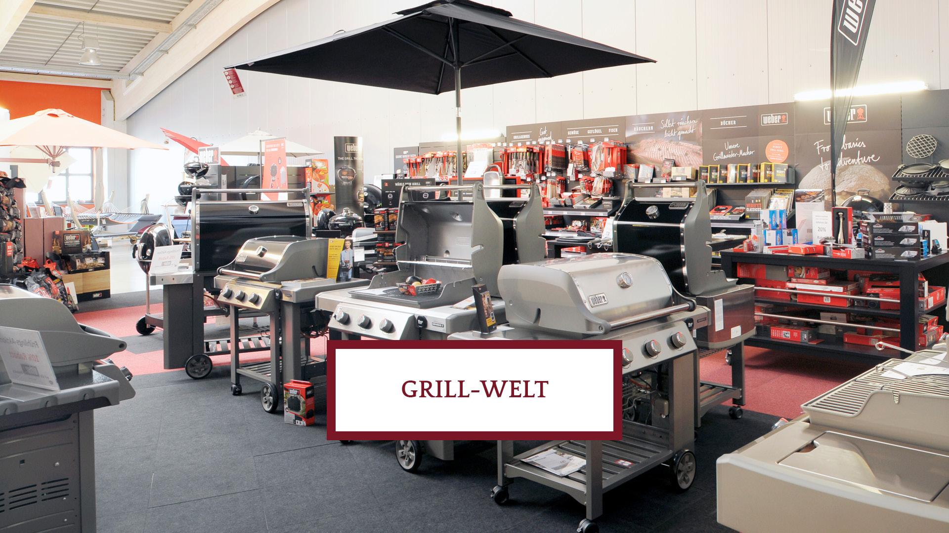 Ganze Welt der Weber Grills - Blaue Stunde Fulda