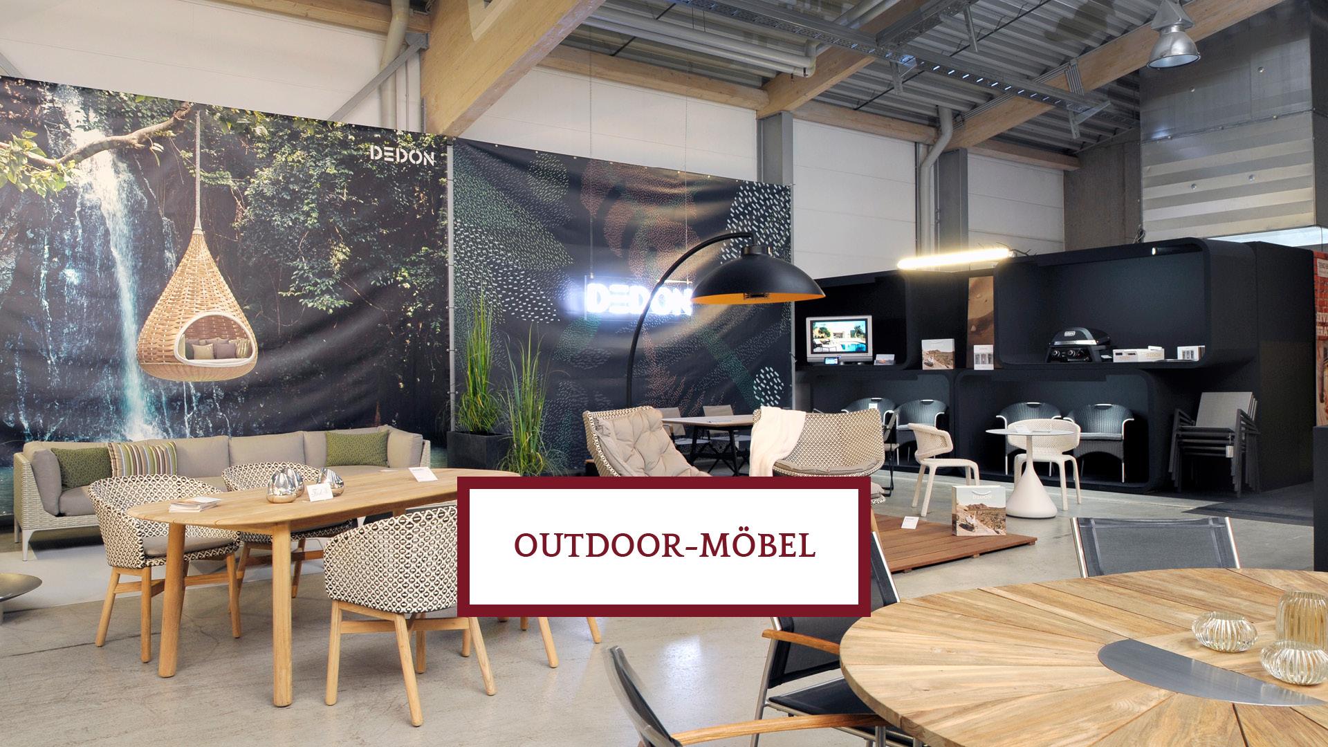 Outdoor Möbel - Blaue Stunde Fulda